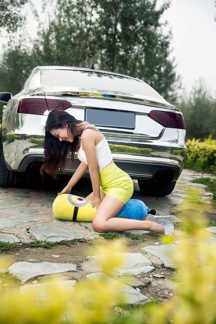 骚诶!改装车